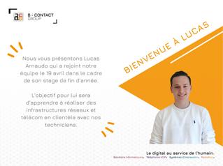 Bienvenue à Lucas