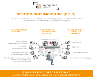 Gestion documentaire (G.E.D)