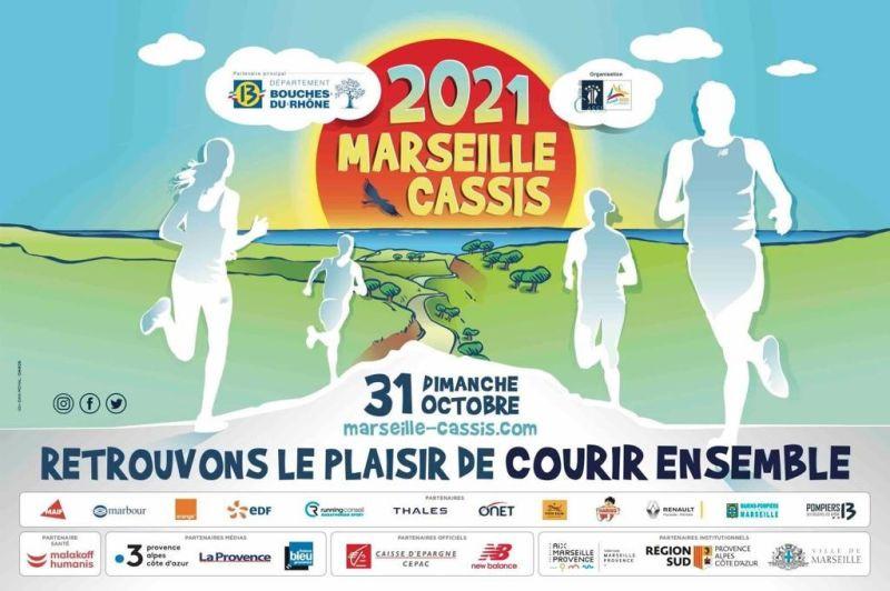 42ème édition du Marseille Cassis