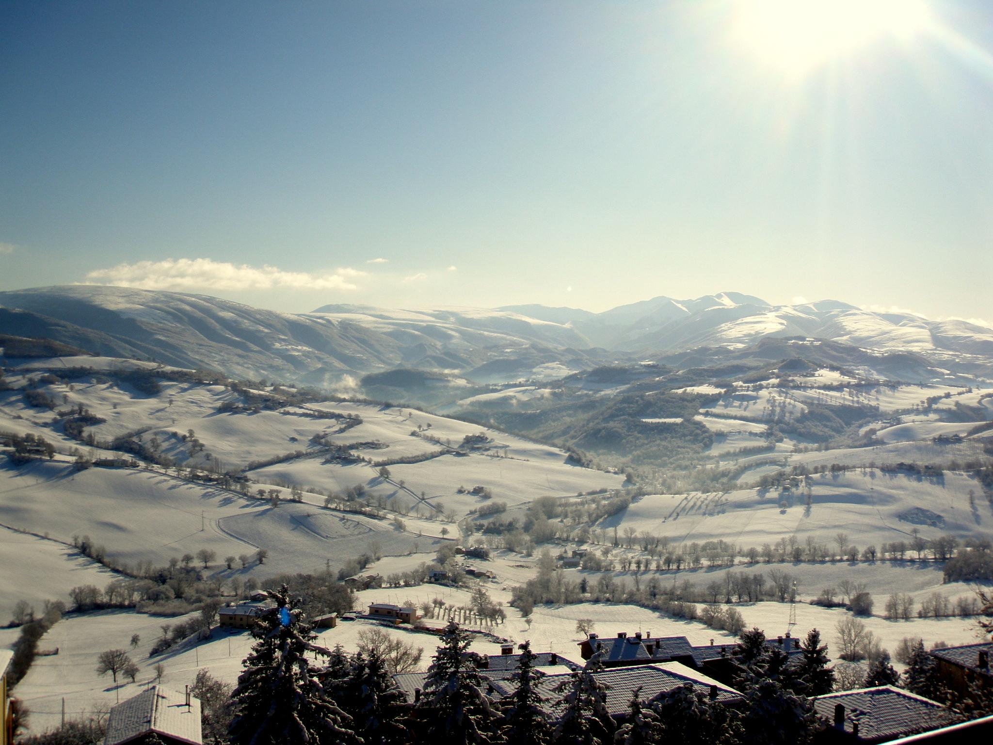 Camerino landscape