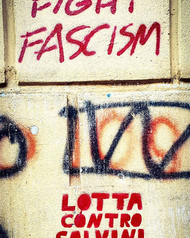 #Palermo #fightfascism #lottacontrasalvi