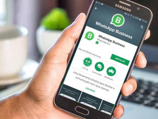 O WhatsApp Business tem novidades!