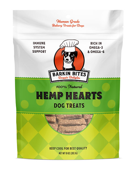 Why Use Hemp Pet Treats?