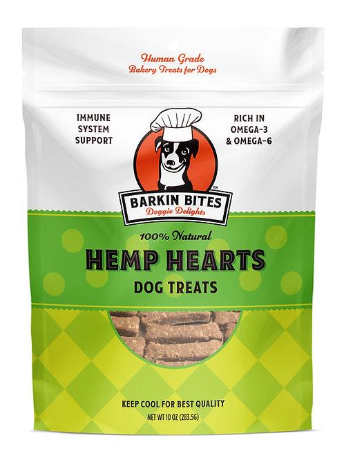 Hemp Hearts Treats Healthy & Natural Dog Treats