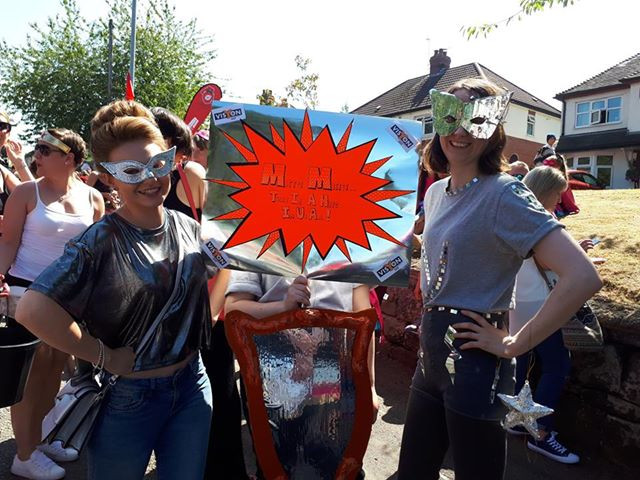 Fleur and Laura at the Carnival 2018.jpg