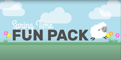 Spring Time Fun Pack Advert