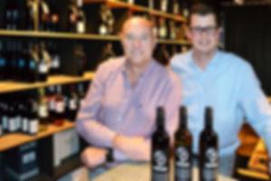 Huufdveugel is nieuwste project van bloeiende wijnhandel La Vinoteca