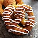 Soft Pretzel w/ cinnamon sugar & drizzled icing
