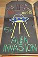 Beer- Alien