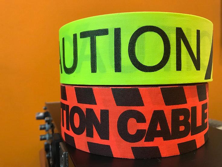 PRO Caution & Caution Cable Tape