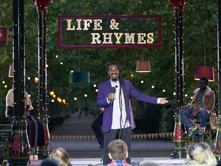 'Life and Rhymes ' filmed at the Bandstand wins Bafta