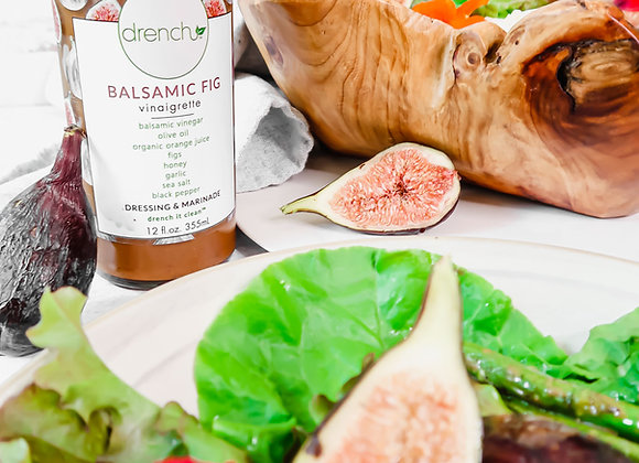 Balsamic Fig Vinaigrette