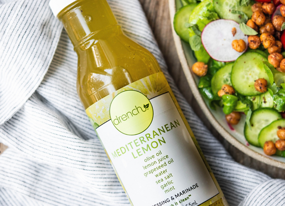 Mediterranean Lemon Dressing & Marinade