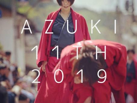 AZUKI 2019