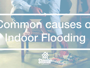 Common Causes of Indoor Flooding