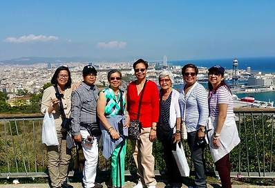 Filipino Tour Agency Spain