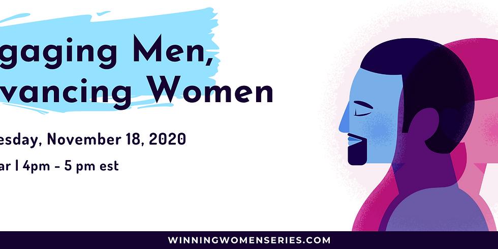 Engaging Men, Advancing Women