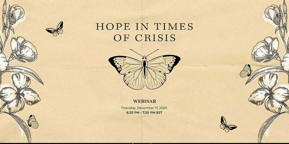 Hope in Times of Crisis