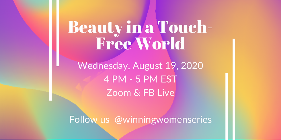 Beauty in a Touch-Free World