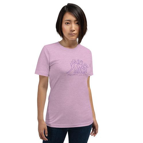 Together We Win - Unisex Eco Friendly Short-Sleeve T-Shirt