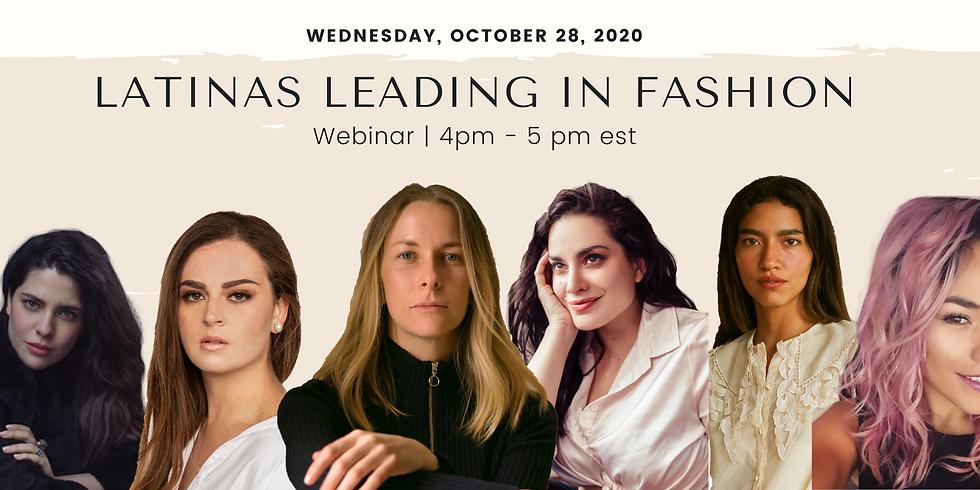 Latinas Leading in Fashion