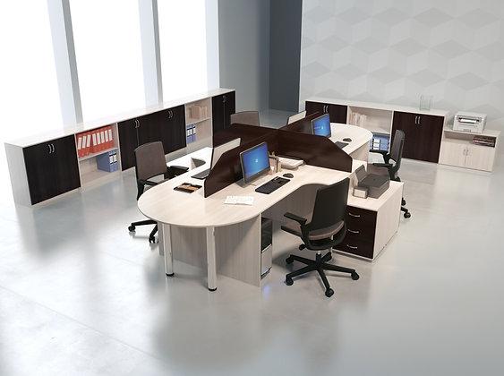 """Офисная мебель """"Матрица"""""""