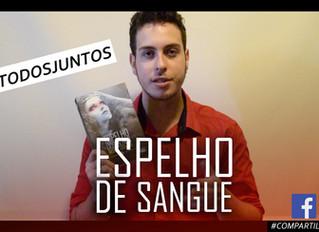 Autor Nacional tem o seu livro congelado! Campanha #EuQueroEspelhoDeSangue