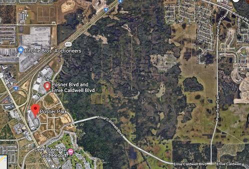 1.258 Acre Lot - Davenport, FL