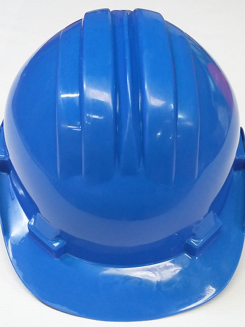 CASCO DE PROTECCION AJUSTABLE AZUL CLIMAX