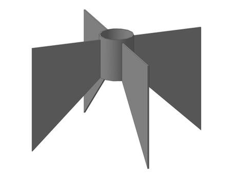 Вертикальный стабилизатор для Винтовых свай. Для чего он нужен и как применять.