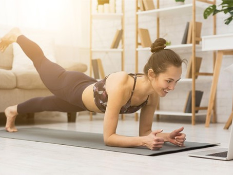Fitness New Year Resolutions For 2021