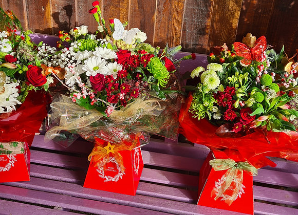 Florist choice Aqua for all occasions