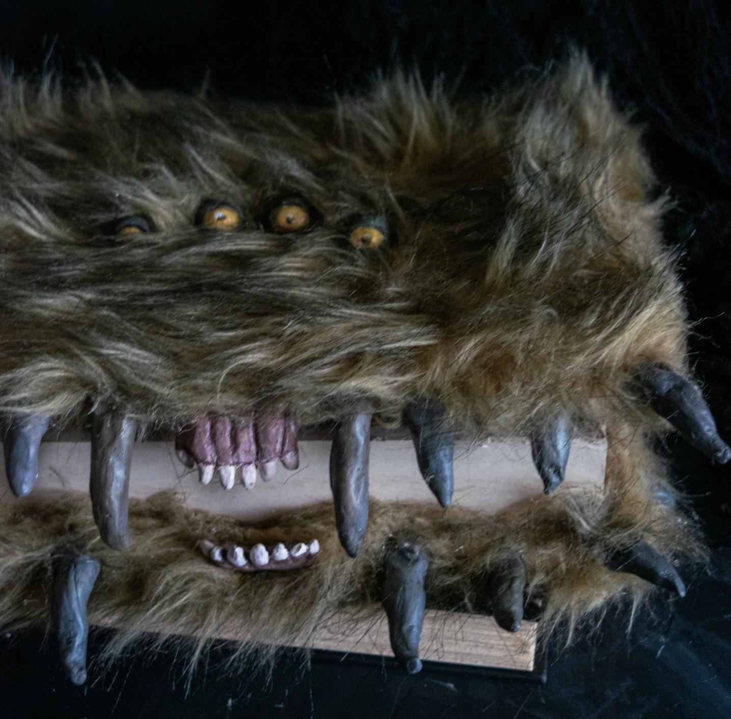 Spooky Monster Box Class