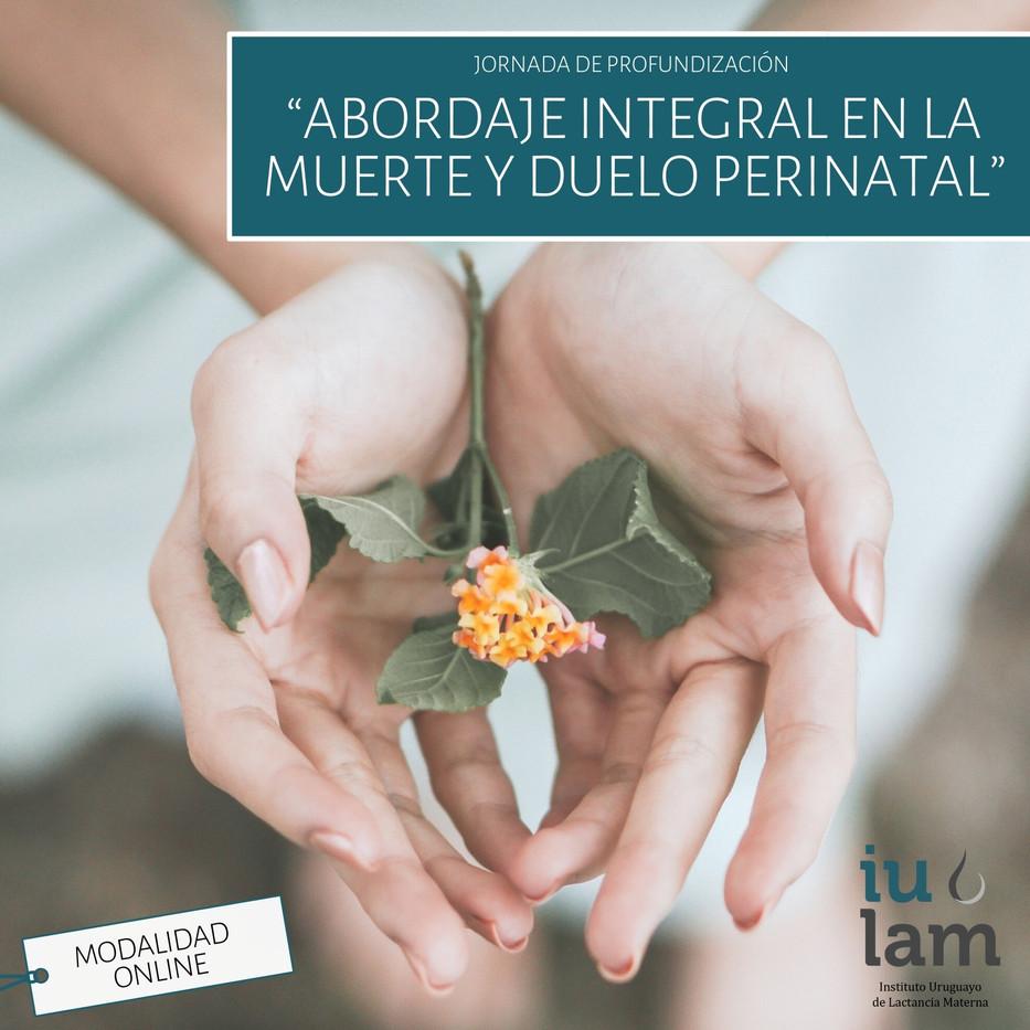 Jornada de Profundización ABORDAJE INTEGRAL EN LA MUERTE Y DUELO PERINATAL