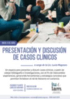 afiche_Presentación_y_discusión_de_casos