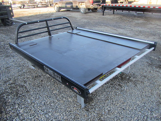 Nash 8 Foot Sierra Model Plywood Top Sled Deck