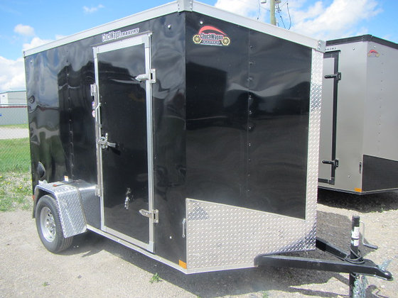 Stealth Mustang 6x10 6 Foot Interior Height