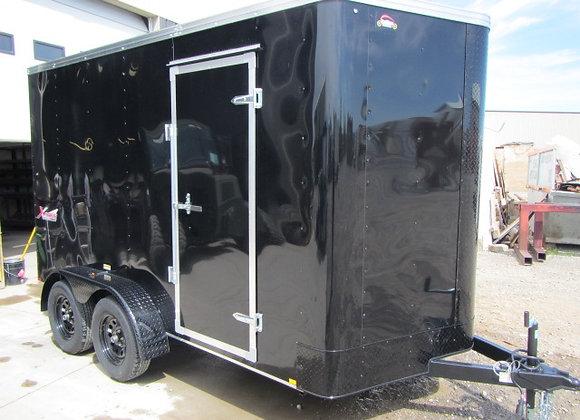 TNT TRAILERS *** 7x12 *** XPRES MODEL cargo trailer