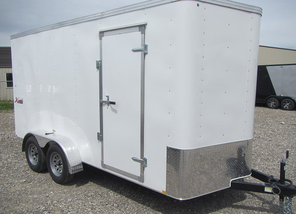 TNT TRAILERS *** 7X14 *** 7 FOOT INTERIOR HEIGHT !!!