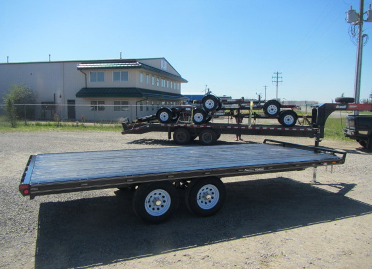 Rainbow Excursion 102 Quot X18 10k Deck Over Flat Bed