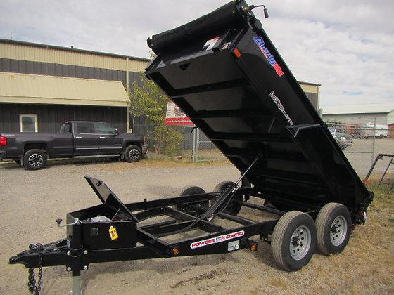 Liberty Trailers *** 6x10 *** 7K Hydraulic Dump !