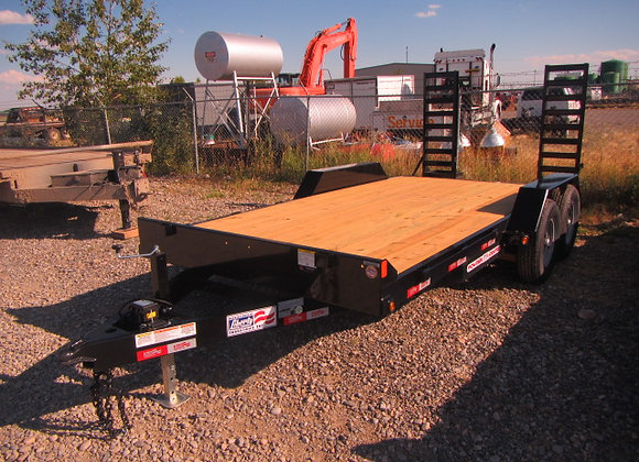 Liberty Trailers *** 18 Foot *** 14K Equipment Hauler !