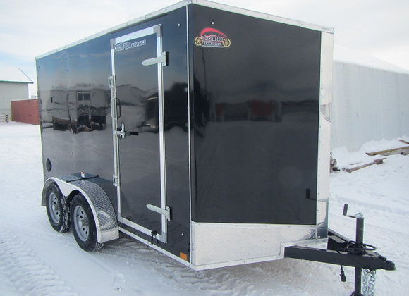 DISCOVERY TRAILERS *** ROVER ET MODEL ***7X12 ***