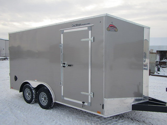 DISCOVERY TRAILERS *** CHALLENGER ET MODEL *** 8.5X14 ***