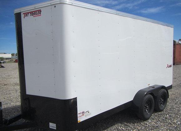 TNT TRAILERS *** 7x14 *** XPRES MODEL cargo trailer