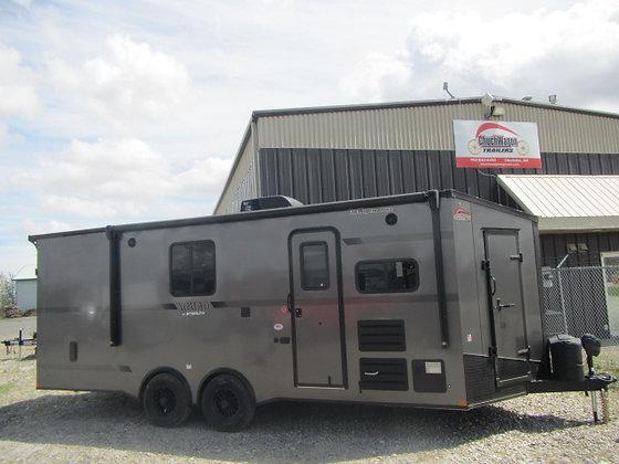 Stealth Nomad 8.5x22 Front Kitchen Toy Hauler