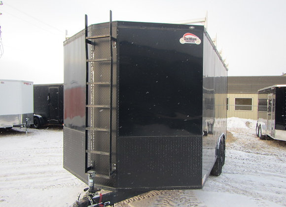 HEAVY DUTY CARGO TRAILER *** 8.5X16 *** 14,000LB GVWR