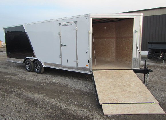 Discovery Challenger 8.5X22+5 Allsport Sled / Car Hauler