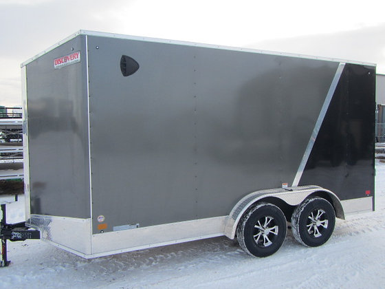 DISCOVERY TRAILERS *** ROVER ET MODEL *** 7.5X14 ***