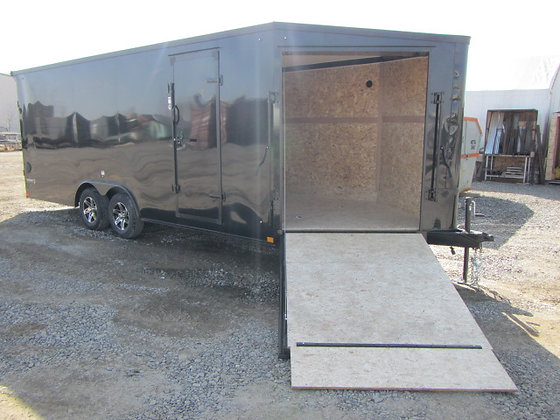 Stealth Titan *** 8.5 x 20 + 5 *** Allsport car / sled Hauler !
